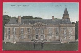 CPA Méry Sur Oise - Le Château - Mery Sur Oise