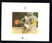 JEUX ALYMPIQUES D'ETE A BARCELONE ** N° 92 - 1992 - Blocks & Sheetlets