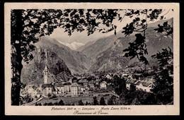 Panorama Di Varzo - Viaggiata 1912 - Rif. 13324 - Altre Città