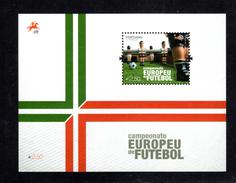 CAMPEONATO EUROPEU DE FUTEBOL ** - 2012 - Blocks & Sheetlets