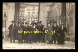 MUSIQUE - CONCOURS ELIMINATOIRE POUR LE PRIX DE ROME - EDOUARD MIGNAN (1884-1969) ORGANISTE ET COMPOSITEUR - CARTE PHOTO - Music And Musicians