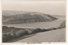 Maenporth Beach Near Falmouth, Cornwall, C.1950s - RP Postcard - Falmouth