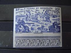 SPM/Saint Pierre Et Miquelon Timnbre N°PA 15**  NEUF - NON DENTELE - Neufs
