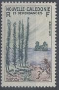 France, Nouvelle Calédonie : N° 285 X Année 1955 - Neufs