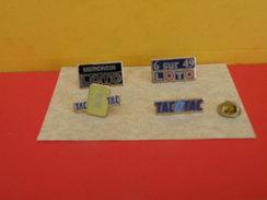 Collection Pin's > Jeux > Lot 4 Pin's > Loto, Tacotac - Jeux