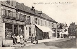 VALDOIE L'ARRIVEE SUR LA PLACE TERMINUS DU TRAMWAY - Valdoie
