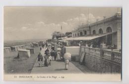 HOULGATE - Le Casino Et La Plage - Animée - Houlgate