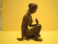 STATUETTE En BRONZE - Art Oriental