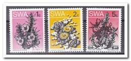 SWA Zuid West Afrika 1973, Postfris MNH, Flowers - Postzegels