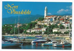 2001, Litoraneo Montana - Novi Vinodolski,Porto - Navi. - Croazia