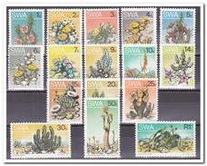 SWA Zuid West Afrika 1973, Postfris MNH, Flowers, Cacti - Postzegels