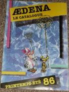 Rare Vintage AEDENA Le Catalogue BD Dargaud Printemps-Eté 86 1986, Crepax Moebius Franquin Manara Liberatore - Livres, BD, Revues
