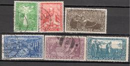 Norway1941: Michel259-64used - Norvège