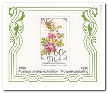 SWA Zuid West Afrika 1990, Postfris MNH, Flowers - Africa (Varia)