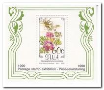 SWA Zuid West Afrika 1987, Postfris MNH, Flowers - Postzegels