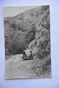 GENOLHAC-route Du Mont Lozere-animee - France