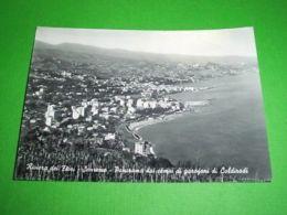 Cartolina Sanremo - Panorama Generale 1958 - Imperia