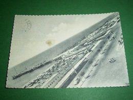 Cartolina Lido Di Roma - Veduta Del Pontile 1958 - Roma