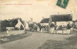 PIE-17-P.AM2. 3464 : DOMPTIN - France