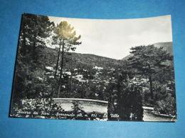 Cartolina San Romolo - Le Ville 1957 - Imperia