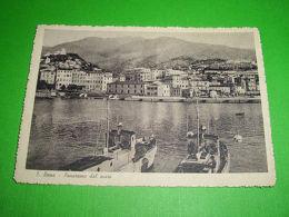 Cartolina Sanremo - Panorama Dal Mare 1940 - Imperia