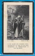 Bidprentje Van Joanna Sterckx - Geel - Larum - 1868 - 1934 - Images Religieuses
