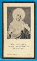 Bidprentje Van (oorlogslachtoffer) Hubertus Hendrikus J. Heuts - Heer - Rheinhausen - 1924 - 1944 - Devotion Images