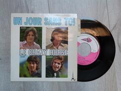 LE CRAZY HORSE. UN JOUR SANS TOI. - Vinyl Records