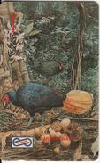 MALAYSIA(GPT) - Birds, Merah Mata, CN : 14MSAC/B, Used - Malaysia