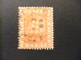 GUYANE BRITANNIQUE 1882 Yvert N 66 FU Fil CA Couronne - British Guiana (...-1966)
