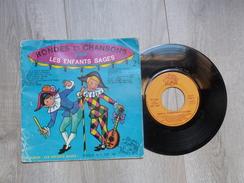 RONDES ET CHANSONS POUR LES ENFANTS SAGES. 16 TITRES. - Vinyl Records