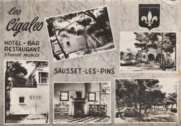 SAUSSET LES PINS LES CIGALES HOTEL BAR RESTAURANT - France