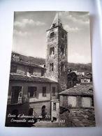 Cartolina Cosio D'Arroscia - Campanile Romanico 1961 - Imperia