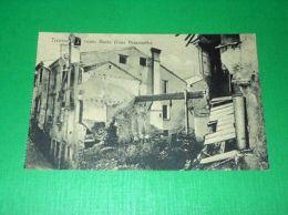 Cartolina Treviso - Vicolo Rialto ( Casa Vasconetto ) 1920 Ca - Treviso