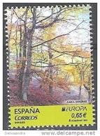 España 2011 Yvert 4301 Neuf ** Cote (2015) 2.00 Euro Europa CEPT Arbres - 1931-Aujourd'hui: II. République - ....Juan Carlos I