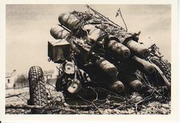 Foto Raketenartillerie Artillerie - 2. WK - 9*6cm - Repro (29168) - Repro's
