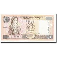 Chypre, 1 Pound, 1997-02-01, KM:57, NEUF - Chypre