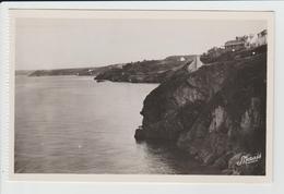 BELLE ILE EN MER - MORBIHAN - PORT CASTOUL PRES LE PALAIS - Belle Ile En Mer