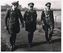 Foto Deutsche Offiziere - 2. WK - 9*8cm - Repro (29171) - Repro's