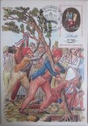 Carte Postale - FDC - Révolution - Liberté - 1989 - YT 2573 - Villeurbanne - Arbre - Cartoline Maximum