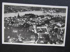 AK SCHÄRDING Fliegeraufnahme Ca.1940 /// D*24832 - Schärding
