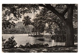 SRI LANKA . CEYLAN . THE LAKE KANDY - Réf. N°3155 - - Sri Lanka (Ceylon)