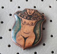 SLOVENIA Pin Pin Up  Sexy Club Night Club Naked Woman - Pin-ups