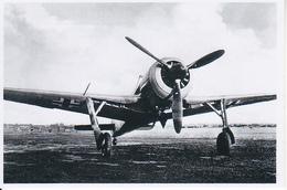 Foto Deutsches Jagdflugzeug - 2. WK - 9*6cm - Repro (29185) - Repro's