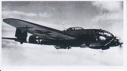 Foto Deutscher Bomber - HE 111 - 2. WK - 9*6cm - Repro (29186) - Repro's