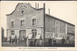 LES GEORGETS - Le Cinéma - Frankreich