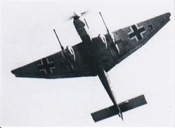 Foto Deutsches Jagdflugzeug - 2. WK - 9*6cm - Repro (29189) - Repro's