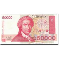 Croatie, 50,000 Dinara, 1993, KM:26a, 1993-05-30, NEUF - Croatie