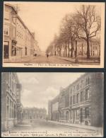 Enghien, W.o. De Stationstraat (3 Stuks) - Belgium