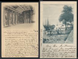 Algemeen, Diverse Plaatsen, W.o. Een Moo - Postcards